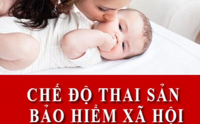 Bảo hiểm chi trả chế độ thai sản cho người lao động