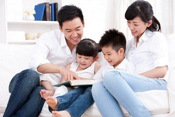 Trả tiền bảo hiểm cho gia đình