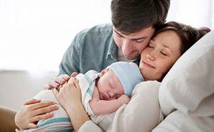 Vợ sinh con, chồng được nghỉ từ 5 đến 7 ngày