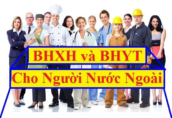 BHXH đối với người nước ngoài