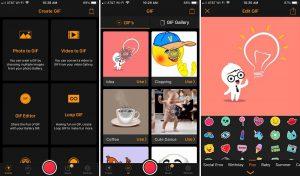 5 ứng dụng tạo ảnh GIF tốt nhất dành cho điện thoại